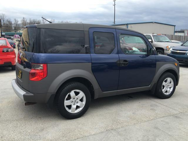 2003 honda element ex for sale in cincinnati oh stock. Black Bedroom Furniture Sets. Home Design Ideas