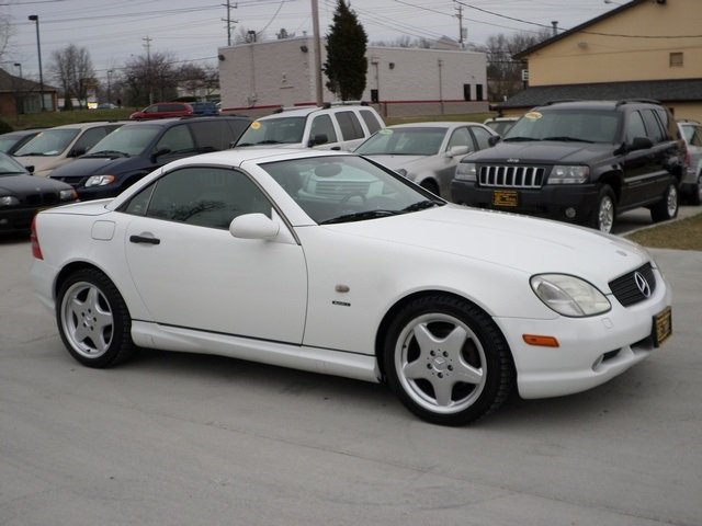 1999 mercedes benz slk230 sport for sale in cincinnati oh for 1999 mercedes benz slk 230 hardtop convertible