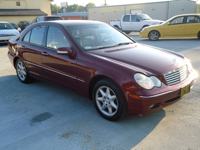 2004 mercedes benz c320 4matic for sale in cincinnati oh