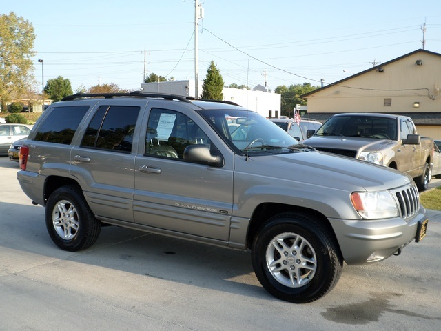 2000 jeep grand cherokee limited for sale in cincinnati oh stock 11340. Black Bedroom Furniture Sets. Home Design Ideas