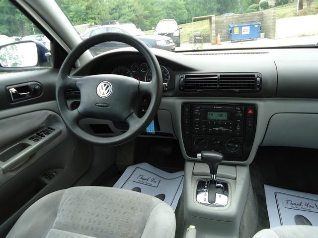 2002 Volkswagen Passat Gls 1 8t