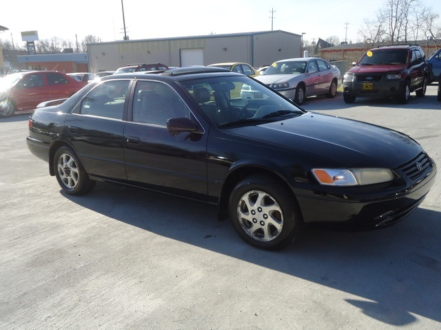 1998 toyota camry ce v6 for sale in cincinnati oh stock 11078. Black Bedroom Furniture Sets. Home Design Ideas