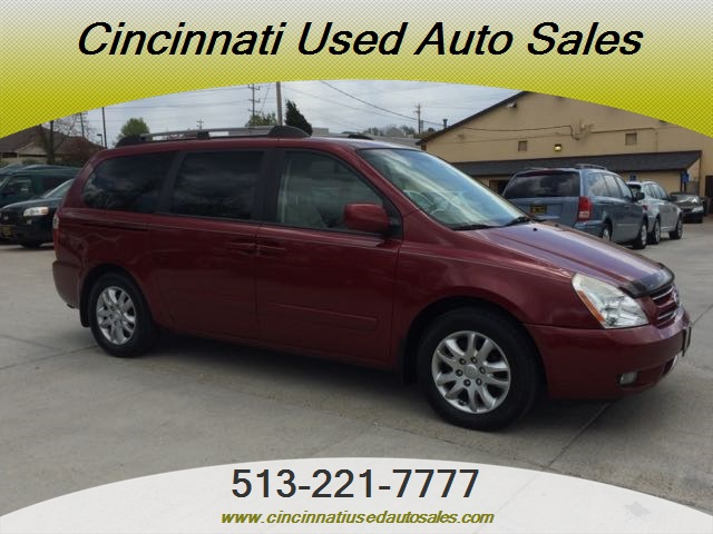 2008 Kia Sedona Ex For Sale In Cincinnati Oh Stock 11870