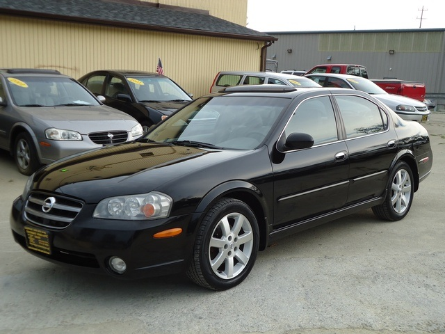 Gallery For Gt 2003 Nissan Maxima Gle