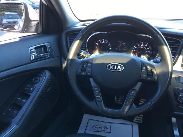 2012 Kia Optima SX Turbo - Photo 16 - Cincinnati, OH 45255
