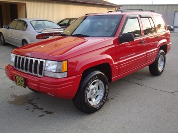 1998 jeep grand cherokee special edition for sale in cincinnati oh stock 10280. Black Bedroom Furniture Sets. Home Design Ideas