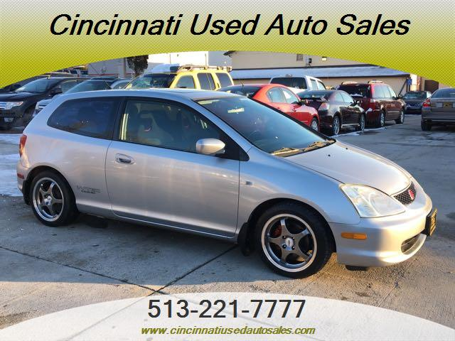 2002 honda civic si for sale in cincinnati oh stock. Black Bedroom Furniture Sets. Home Design Ideas