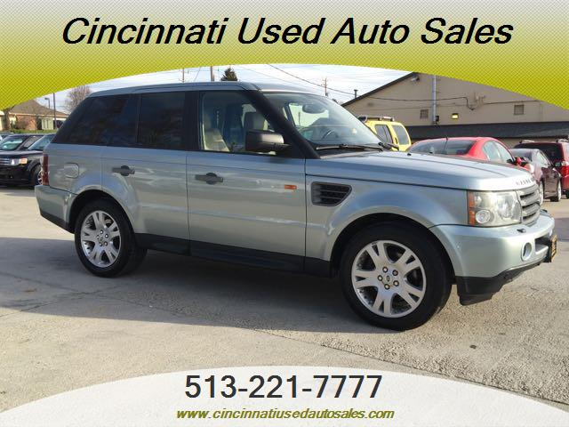 2006 land rover range rover sport hse 4dr suv for sale in. Black Bedroom Furniture Sets. Home Design Ideas