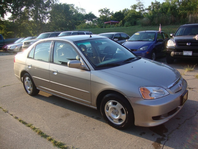 2003 honda civic hybrid for sale in cincinnati oh stock 10363. Black Bedroom Furniture Sets. Home Design Ideas