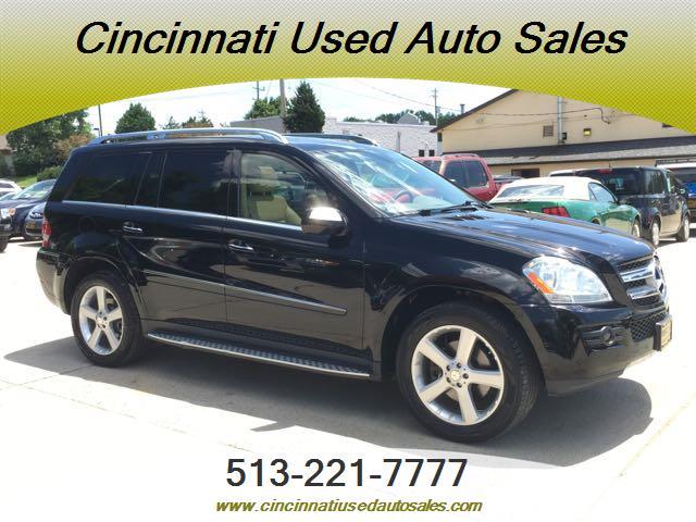 2009 Mercedes-Benz GL 450 4MATIC - Photo 1 - Cincinnati, OH 45255