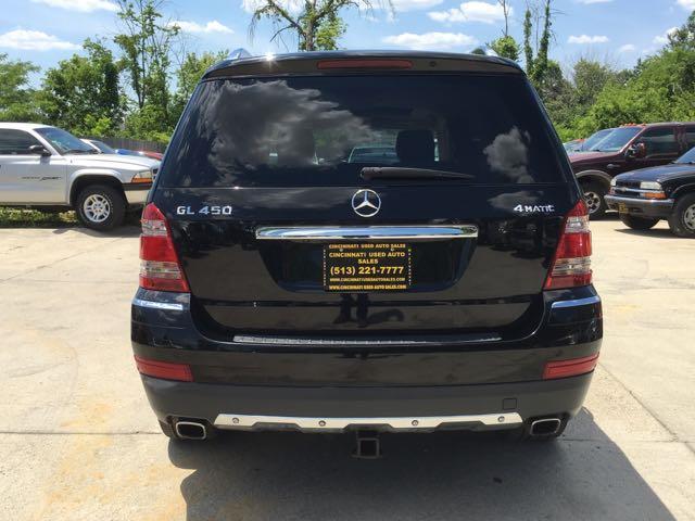 2009 Mercedes-Benz GL 450 4MATIC - Photo 5 - Cincinnati, OH 45255