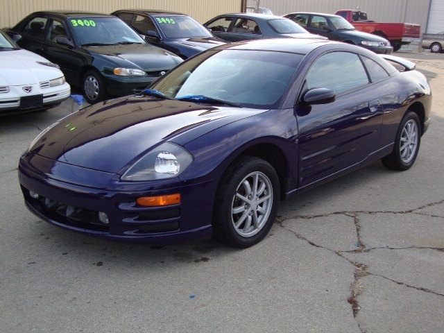 2000 mitsubishi eclipse gs for sale in cincinnati oh stock 10102r1. Black Bedroom Furniture Sets. Home Design Ideas