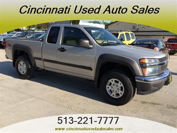 2007 Chevrolet Colorado LS Truck