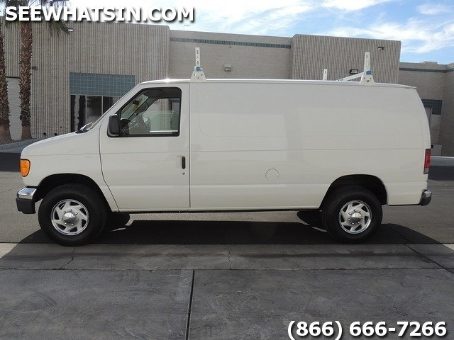 2004 ford e series cargo e 250 cargo van. Black Bedroom Furniture Sets. Home Design Ideas