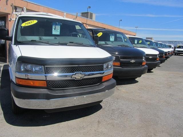 2006 Chevrolet Express 1500 - Photo 56 - Las Vegas, NV 89118