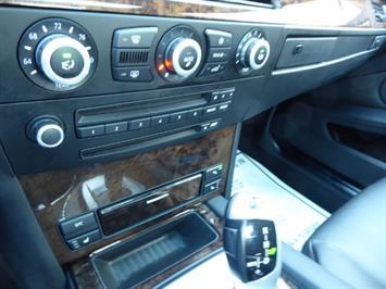 2009 BMW 535xi,NAV,PREM PKG,,TRIPLE BLACK,SILVER CERTIFID - Photo 23 - Burlington, NJ 08016