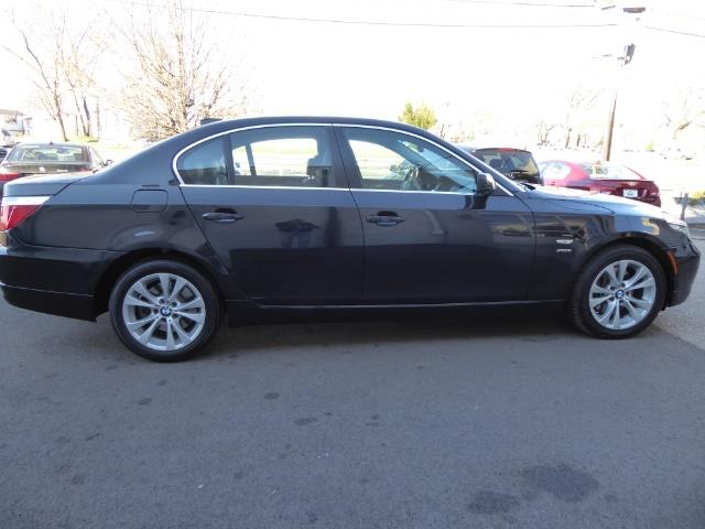 2009 BMW 535xi,NAV,PREM PKG,,TRIPLE BLACK,SILVER CERTIFID - Photo 6 - Burlington, NJ 08016