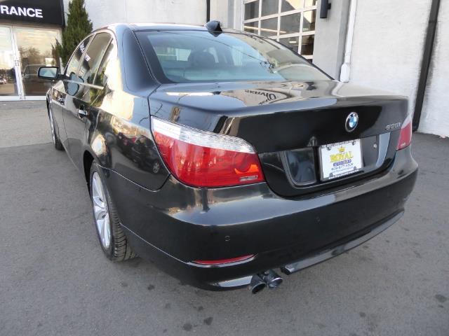 2009 BMW 535xi,NAV,PREM PKG,,TRIPLE BLACK,SILVER CERTIFID - Photo 3 - Burlington, NJ 08016