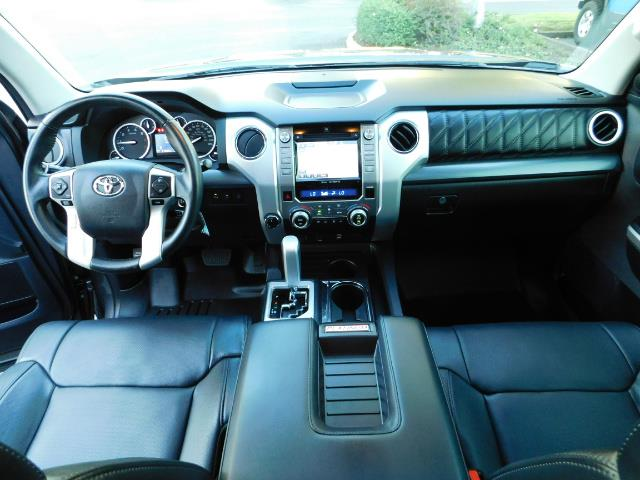 2015 Toyota Tundra PLATINUM / CrewMax / 4WD / FULLY LOADED / 1-OWNER - Photo 18 - Portland, OR 97217