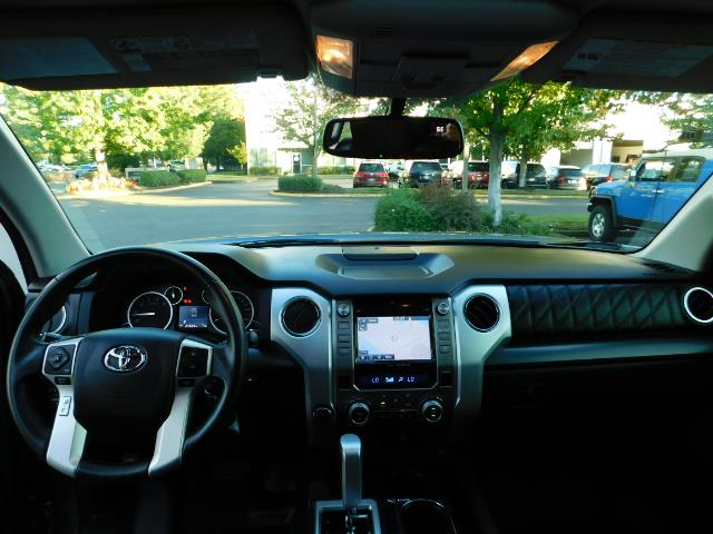 2015 Toyota Tundra PLATINUM / CrewMax / 4WD / FULLY LOADED / 1-OWNER - Photo 35 - Portland, OR 97217
