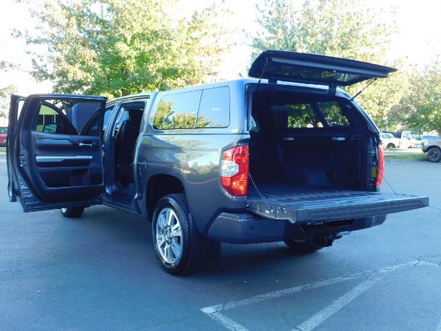 2015 Toyota Tundra PLATINUM / CrewMax / 4WD / FULLY LOADED / 1-OWNER - Photo 25 - Portland, OR 97217