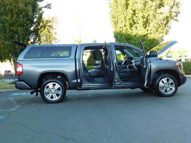 2015 Toyota Tundra PLATINUM / CrewMax / 4WD / FULLY LOADED / 1-OWNER - Photo 23 - Portland, OR 97217