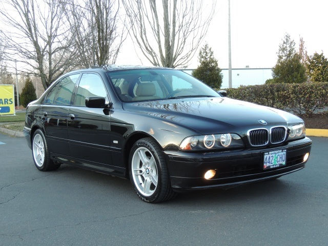 2002 bmw 540i m sport pkg all services bmw mint. Black Bedroom Furniture Sets. Home Design Ideas