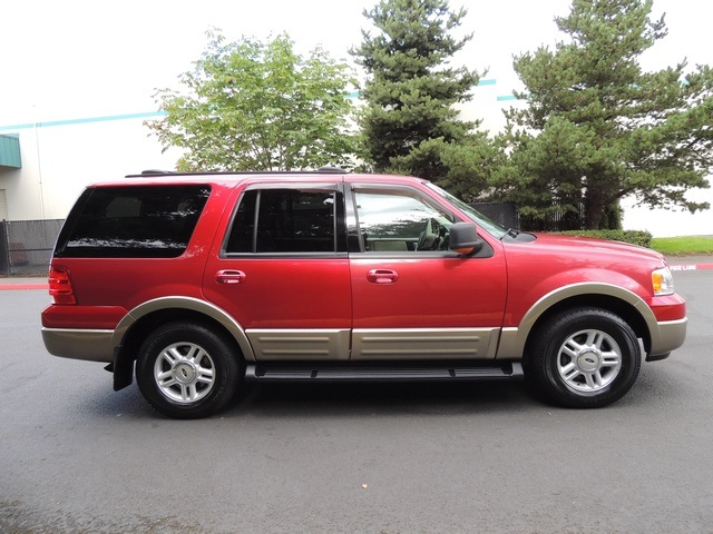 2003 ford expedition eddie bauer 4wd navigation 8. Black Bedroom Furniture Sets. Home Design Ideas