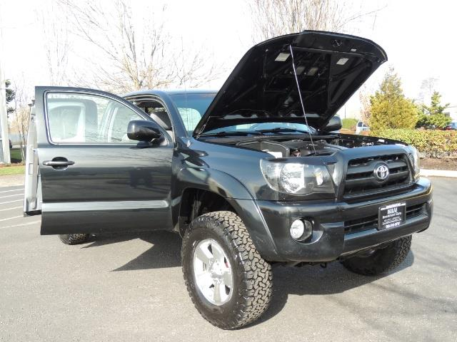 2007 toyota tacoma v6 4x4 access cab trd 6 speed manual lifted. Black Bedroom Furniture Sets. Home Design Ideas