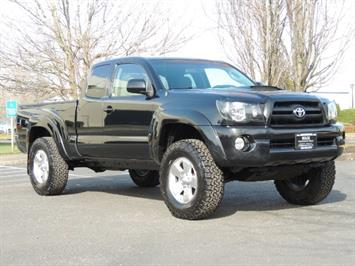 2007 Toyota Tacoma V6 4X4 Access Cab TRD 6-SPEED MANUAL LIFTED !! Truck
