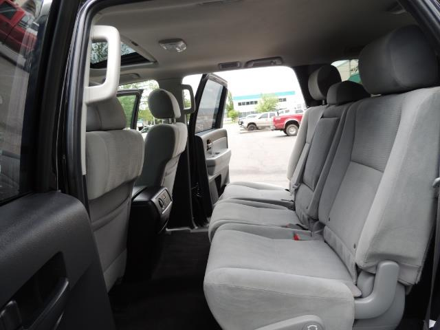 2016 Toyota Sequoia SR5 / 4WD / Third Seat / Sunroof / Backup / LIFTED - Photo 13 - Portland, OR 97217