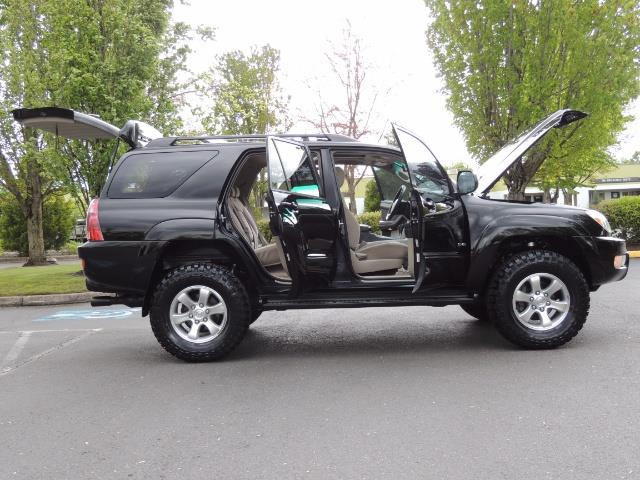 2003 Toyota 4Runner SR5 V6 / 4X4 / DIFF LOCK / LIFTED - Photo 22 - Portland, OR 97217