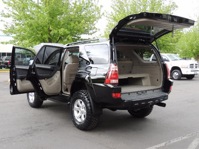 2003 Toyota 4Runner SR5 V6 / 4X4 / DIFF LOCK / LIFTED - Photo 35 - Portland, OR 97217