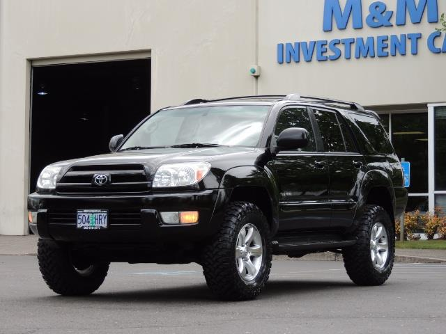 2003 Toyota 4Runner SR5 V6 / 4X4 / DIFF LOCK / LIFTED - Photo 42 - Portland, OR 97217