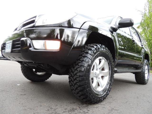 2003 Toyota 4Runner SR5 V6 / 4X4 / DIFF LOCK / LIFTED - Photo 9 - Portland, OR 97217