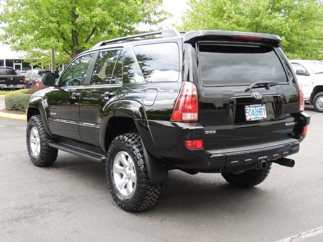 2003 Toyota 4Runner SR5 V6 / 4X4 / DIFF LOCK / LIFTED - Photo 7 - Portland, OR 97217