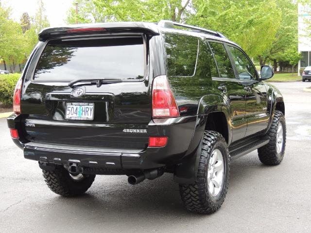 2003 Toyota 4Runner SR5 V6 / 4X4 / DIFF LOCK / LIFTED - Photo 8 - Portland, OR 97217