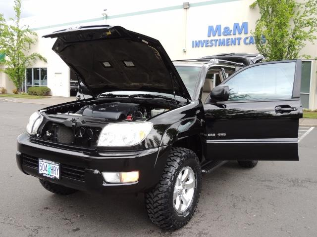 2003 Toyota 4Runner SR5 V6 / 4X4 / DIFF LOCK / LIFTED - Photo 41 - Portland, OR 97217