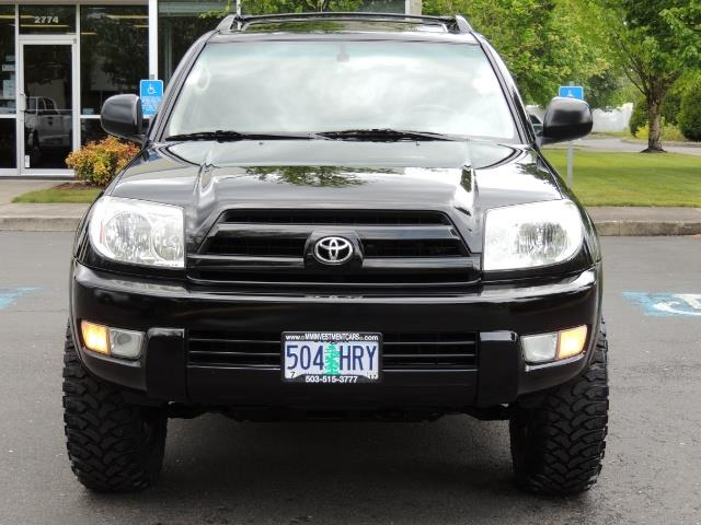 2003 Toyota 4Runner SR5 V6 / 4X4 / DIFF LOCK / LIFTED - Photo 5 - Portland, OR 97217