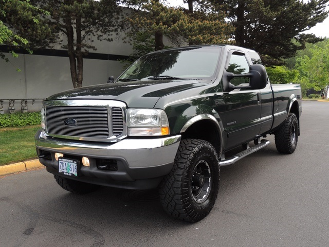 2002 ford f 250 4x4 offroad 7 3l turbo diesel longbed 105kmiles. Black Bedroom Furniture Sets. Home Design Ideas
