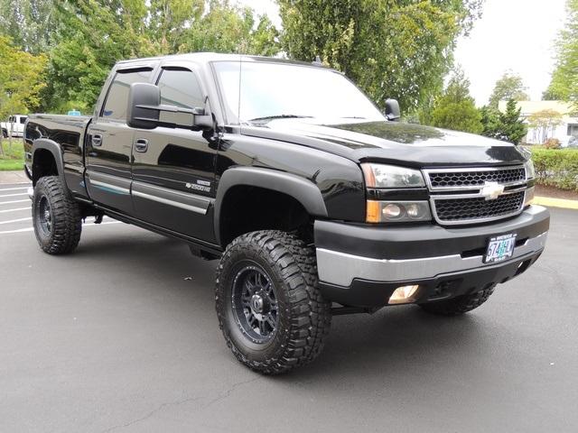 2006 Chevrolet Silverado 2500 Lt3 4x4 6 6l Diesel