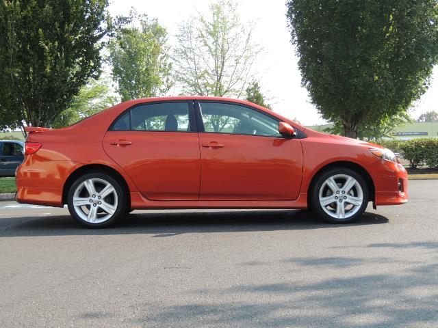 2013 Toyota Corolla S Special Edition , Navigation, Spoiler , Excel Co - Photo 4 - Portland, OR 97217