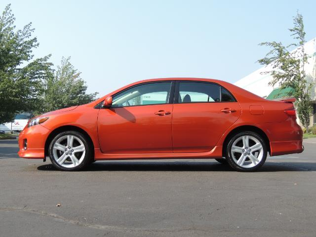 2013 Toyota Corolla S Special Edition , Navigation, Spoiler , Excel Co - Photo 47 - Portland, OR 97217