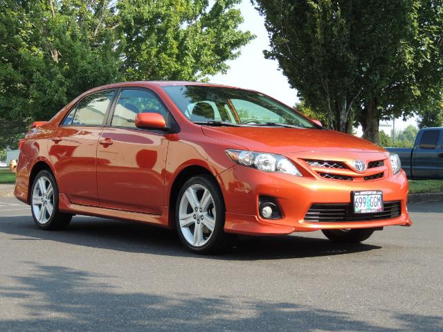 2013 Toyota Corolla S Special Edition , Navigation, Spoiler , Excel Co - Photo 2 - Portland, OR 97217