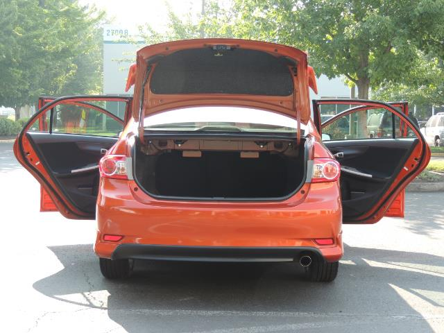 2013 Toyota Corolla S Special Edition , Navigation, Spoiler , Excel Co - Photo 23 - Portland, OR 97217