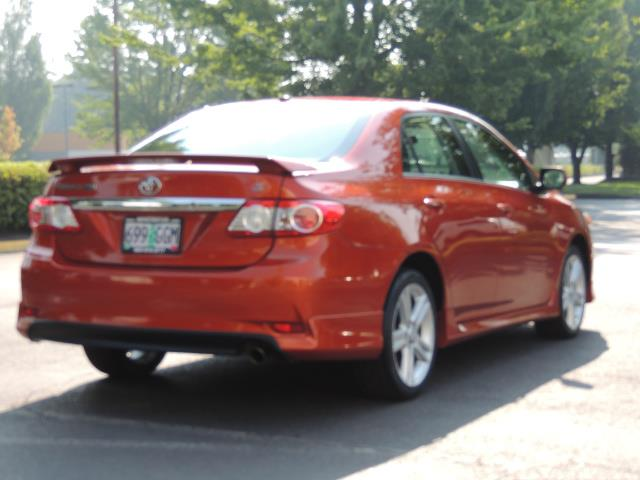 2013 Toyota Corolla S Special Edition , Navigation, Spoiler , Excel Co - Photo 8 - Portland, OR 97217