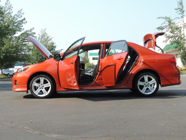 2013 Toyota Corolla S Special Edition , Navigation, Spoiler , Excel Co - Photo 24 - Portland, OR 97217