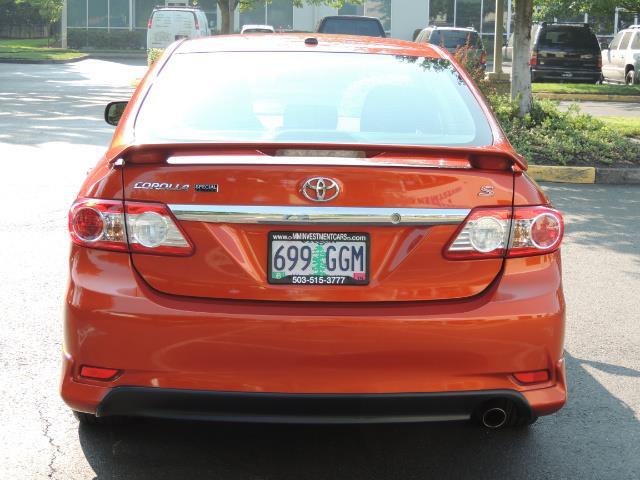 2013 Toyota Corolla S Special Edition , Navigation, Spoiler , Excel Co - Photo 6 - Portland, OR 97217