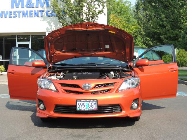 2013 Toyota Corolla S Special Edition , Navigation, Spoiler , Excel Co - Photo 22 - Portland, OR 97217