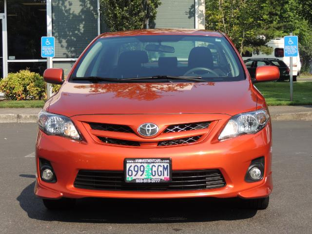 2013 Toyota Corolla S Special Edition , Navigation, Spoiler , Excel Co - Photo 5 - Portland, OR 97217